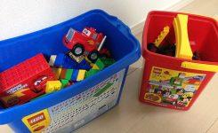頭の良い子供の家のリビングにあるものレゴブロック