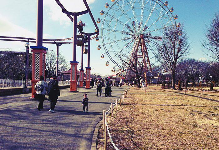 晴れた日曜日、東武動物公園に行って思う