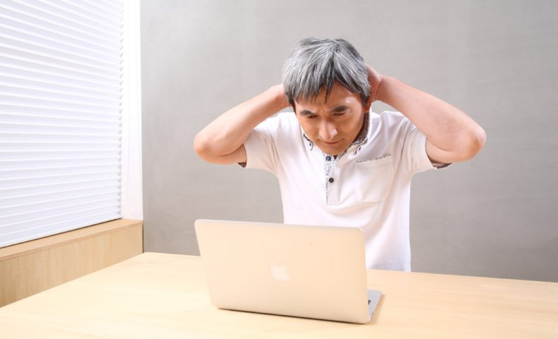 子どもだけじゃない、高齢者のインターネットトラブル